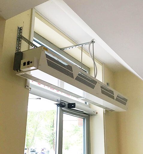 ACD Air Curtain Design